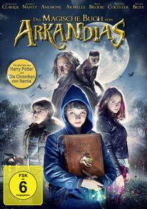 Das magische Buch von Arkandias, N, A