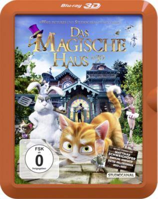 Das magische Haus - 3D-Version, Ben Stassen, Domonic Paris, James Flynn
