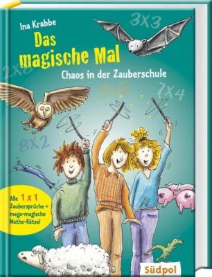 Das magische Mal - Chaos in der Zauberschule - Ina Krabbe |