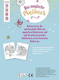 Das magische Malbuch Einhörner - Produktdetailbild 1