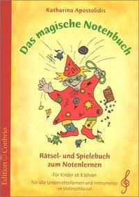 Das magische Notenbuch, Katharina Apostolidis