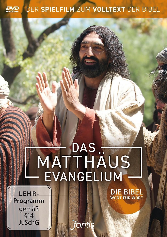 Das Matthäus Evangelium 1 Dvd Dvd Bei Weltbild De Bestellen