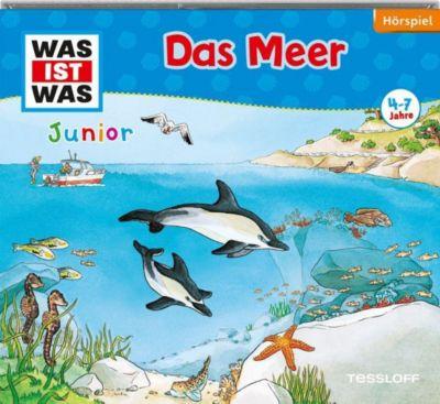 Das Meer, 1 Audio-CD, Was Ist Was Junior