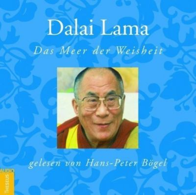 Das Meer der Weisheit, Audio-CD, Dalai Lama XIV.
