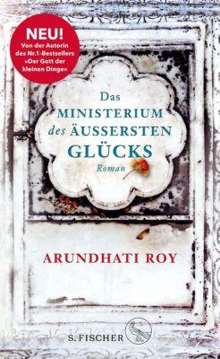 Das Ministerium des äußersten Glücks, Arundhati Roy