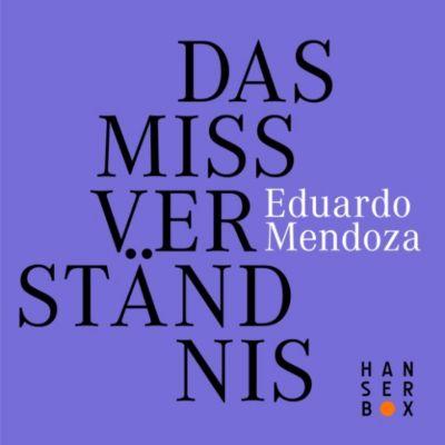 Das Missverständnis, Eduardo Mendoza
