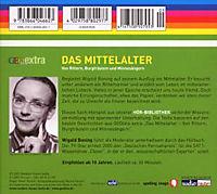 Das Mittelalter, 1 Audio-CD - Produktdetailbild 1