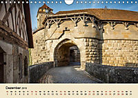 Das mittelalterliche Rothenburg (Wandkalender 2019 DIN A4 quer) - Produktdetailbild 1