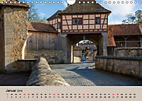 Das mittelalterliche Rothenburg (Wandkalender 2019 DIN A4 quer) - Produktdetailbild 4