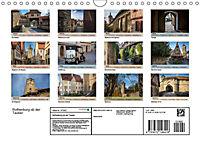 Das mittelalterliche Rothenburg (Wandkalender 2019 DIN A4 quer) - Produktdetailbild 7