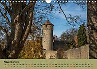 Das mittelalterliche Rothenburg (Wandkalender 2019 DIN A4 quer) - Produktdetailbild 9