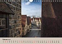 Das mittelalterliche Rothenburg (Wandkalender 2019 DIN A4 quer) - Produktdetailbild 10