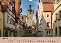 Das mittelalterliche Rothenburg (Wandkalender 2019 DIN A3 quer) - Produktdetailbild 5