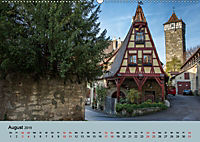 Das mittelalterliche Rothenburg (Wandkalender 2019 DIN A2 quer) - Produktdetailbild 8