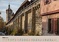 Das mittelalterliche Rothenburg (Wandkalender 2019 DIN A3 quer) - Produktdetailbild 3
