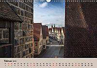 Das mittelalterliche Rothenburg (Wandkalender 2019 DIN A3 quer) - Produktdetailbild 2