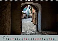 Das mittelalterliche Rothenburg (Wandkalender 2019 DIN A3 quer) - Produktdetailbild 4