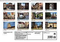 Das mittelalterliche Rothenburg (Wandkalender 2019 DIN A3 quer) - Produktdetailbild 13