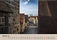 Das mittelalterliche Rothenburg (Wandkalender 2019 DIN A2 quer) - Produktdetailbild 2