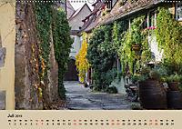 Das mittelalterliche Rothenburg (Wandkalender 2019 DIN A2 quer) - Produktdetailbild 7