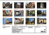 Das mittelalterliche Rothenburg (Wandkalender 2019 DIN A2 quer) - Produktdetailbild 13