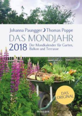 Das Mondjahr 2018, Johanna Paungger, Thomas Poppe