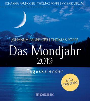Das Mondjahr 2019, Thomas Poppe, Johanna Paungger