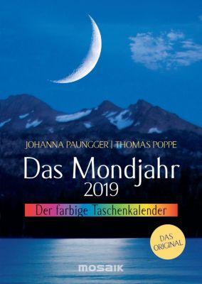 Das Mondjahr 2019, Johanna Paungger, Thomas Poppe