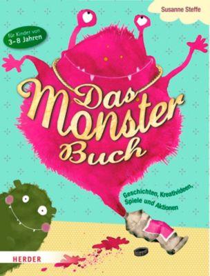 Das Monsterbuch, Susanne Steffe