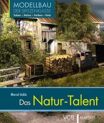 Das Natur-Talent - Marcel Ackle |