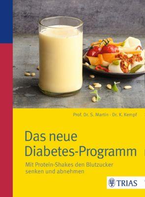 Das neue Diabetes-Programm, Stephan Martin, Kerstin Kempf