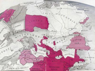 Das Neue Europa 1933-1945, Carl Wege