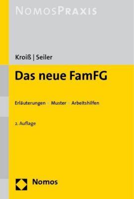 Das neue FamFG, Ludwig Kroiß, Christian Seiler