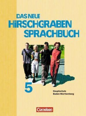 Das neue Hirschgraben Sprachbuch, Hauptschule Baden-Württemberg: Bd.5 9. Schuljahr, Jürgen Arnet, Dirk Held, Britta Hering, Edeltraud Arnet, Fanni Toupheksis