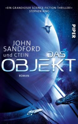 Das Objekt, John Sandford