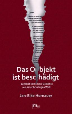 Das Objekt ist beschädigt, Jan-Eike Hornauer