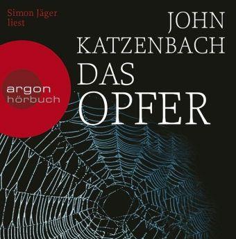 Das Opfer, 6 Audio-CDs, John Katzenbach