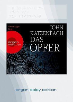 Das Opfer, MP3-CD, John Katzenbach