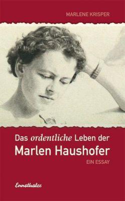 Das ordentliche Leben der Marlen Haushofer, Marlene Krisper