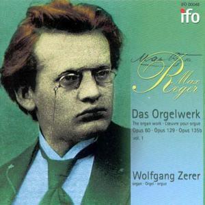 Das Orgelwerk, Vol. 1, Wolfgang Zerer