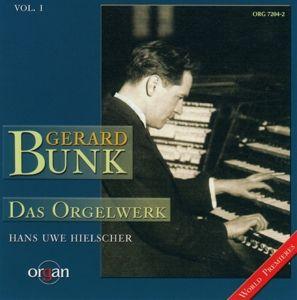 Das Orgelwerk, Vol. 1, Hans Uwe Hielscher