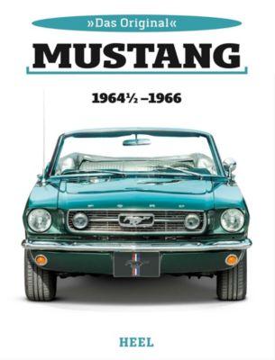 Das Original: Ford Mustang 1964 1/2 bis 1966, Colina Date