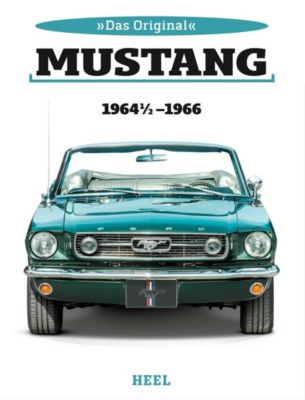 Das Original: Ford Mustang 1964 1/2 bis 1966, Colina Date