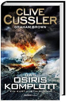 Das Osiris Komplott, Clive Cussler