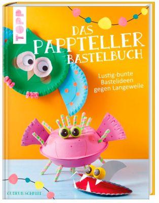 Das Pappteller-Bastelbuch, Gudrun Schmitt