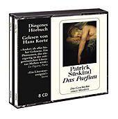 Das Parfum, 8 Audio-CDs, Patrick Süskind