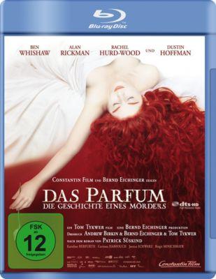 Das Parfum - Die Geschichte eines Mörders, Dustin Hoffman,Alan Rickman Ben Whishaw