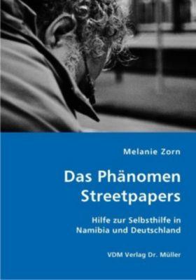 Das Phänomen Streetpapers, Melanie Zorn