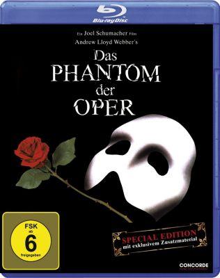 Das Phantom der Oper, Joel Schumacher, Andrew Lloyd Webber