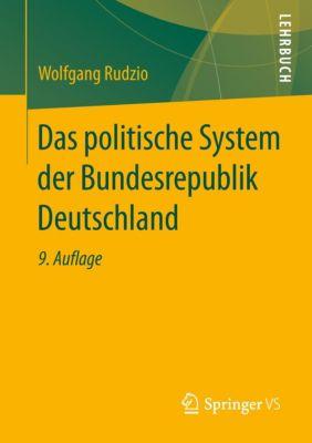 Das politische System der Bundesrepublik Deutschland, Wolfgang Rudzio